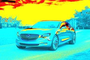 Salon Detroit 2015   Buick Avenir Concept   Limuzyna, jakich ma�o