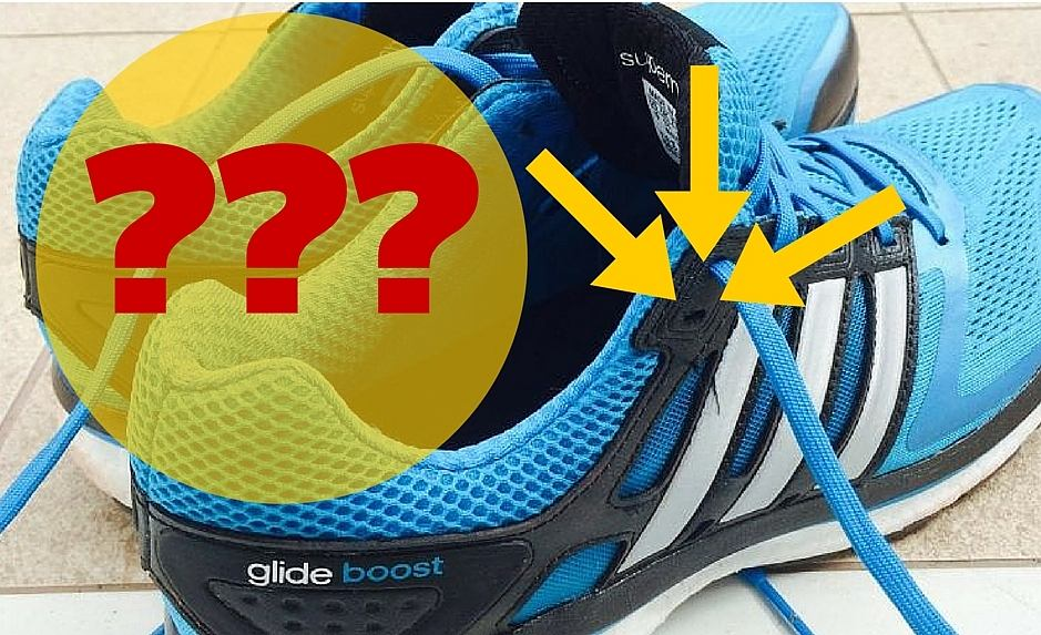 Po co jest ostatnia dziurka w butach do biegania?