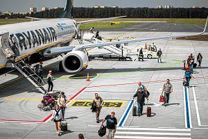Ryanair idzie za ciosem i uruchamia loty z Krakowa do Gda�ska