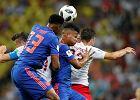 Mistrzostwa świata w piłce nożnej 2018. Polska - Kolumbia. Zmiany Nawałki nie odmieniły gry Polaków