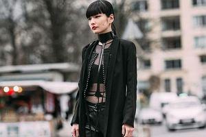 Styl gothic w modzie