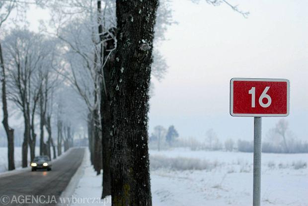 """""""Jak pisma nie poskutkują, wyjdziemy na drogę nr 16"""""""