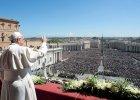 Papie�: Rado�� ze Zmartwychwstania to nie makija�
