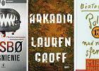 Kurkiewicz mieszka w księgarni. W tym tygodniu pisaliśmy o nowych powieściach Nesbo, Harrisa, Groff i nieznanych wierszach Białoszewskiego