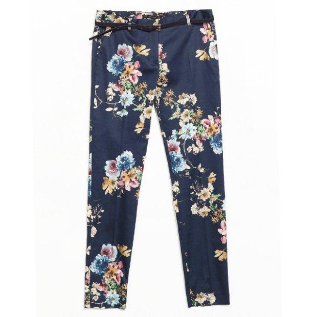 M�j hit: spodnie w kwiaty