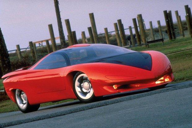 Samochody prawie nieznane | Pontiac Banshee | Wyprzedzi� epok�