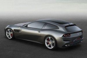 Salon Genewa 2016   Ferrari GTC4 Lusso   Nast�pca FF