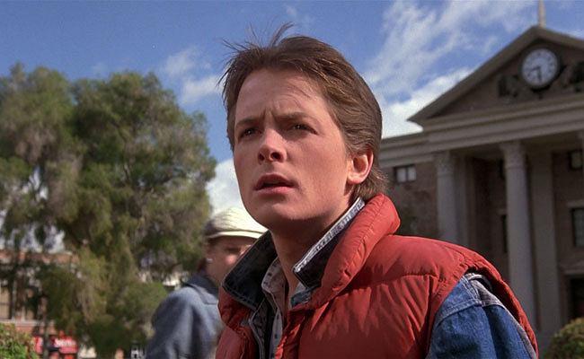 Marty McFly martwił się,