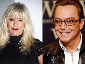 Samantha Fox, David Cassidy