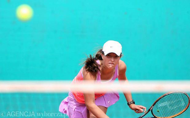 Zdjęcie numer 2 w galerii - Australian Open. Iga Świątek pokazała moc! Była dwie piłki od porażki, a wygrała
