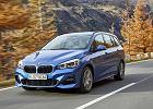 BMW serii 2 Active i Gran Tourer - BMW odświeża kontrowersyjne modele