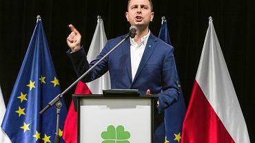 Konwencja Krajowa PSL w Kraśniku na Lubelszczyźnie
