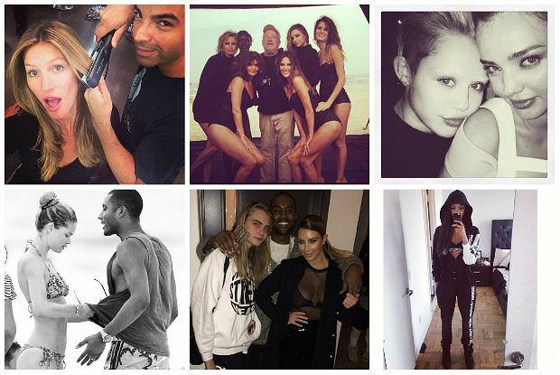 """Prywatne zdj�cia modelek z minionego tygodnia - kt�ra z nich zrobi�a najlepsze """"selfie""""? [INSTAGRAM]"""