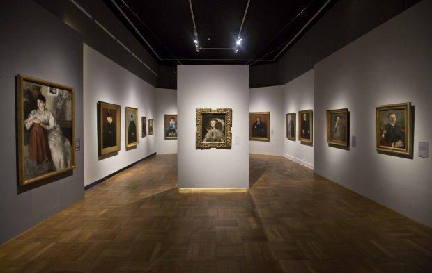 """Wystawa """"Olga Boznańska 1865-1940"""" w Muzeum Narodowym w Warszawie Fot. Muzeum Narodowe w Warszawie"""