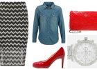 Jeansowa koszula w roli g��wnej - zobacz nasze stylizacje