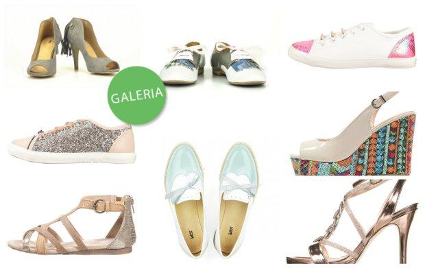 81477fbc47425 Przegląd: białe i jasne buty na wiosnę i lato