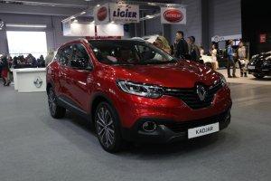 Motor Show Pozna� 2015   Renault Kadjar   Modny crossover