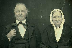 Rzadkie zdjęcia osób urodzonych jeszcze w XVIII wieku. To pierwsze pokolenie, które uwieczniono na fotografiach
