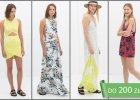 HIT: Sukienki Zara z linii TRF do 200 zł