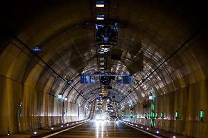 W nocy wymyją tunel pod Martwą Wisłą. Trasa będzie zamknięta