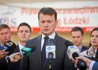 Błaszczak: PiS złożył wniosek o odwołanie Sikorskiego