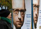 Ukraina przed wyborami. Stare elity trzymaj� si� mocno
