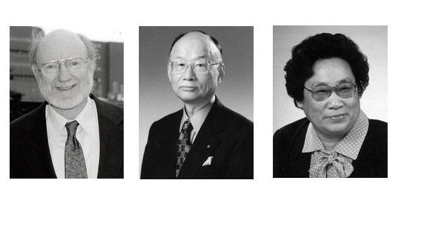 Nobel 2015 - William C. Campbell, Satoshi Omura, Youyou Tu