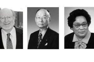 Nobel 2015 z medycyny dla Williama C. Campbella i Satoshi Omury za walkę z chorobami pasożytniczymi oraz dla Youyou Tu za zwalczanie malarii