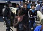 Tatar krymski: Policjanci zaganiali nas jak bydło
