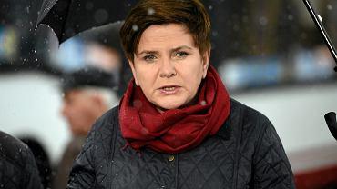 Beata Szydło komentowała dzisiaj w TVN24 sprawę rolników oskarżonych o ustawianie przetargów