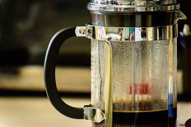 Zaparzacz do kawy typu french press