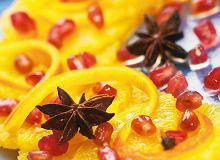 Carpaccio z pomara�czy - ugotuj
