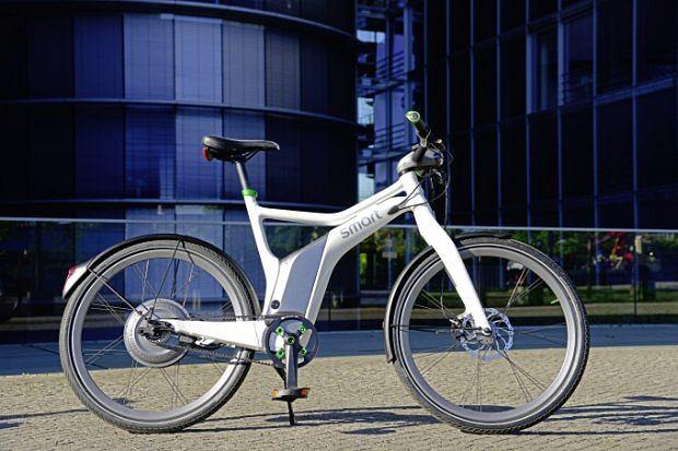 Elektryczny rower Smarta
