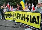 Rocznica 17 IX. Tylko 200 osób przyszło pod ambasadę Rosji
