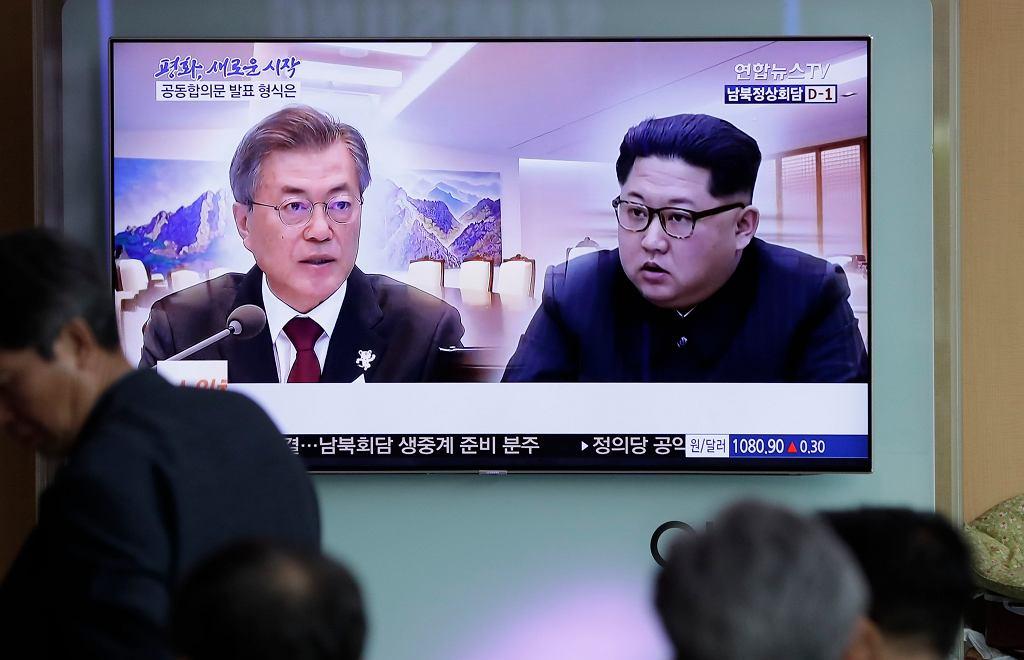 Oczekiwanie na szczyt Korea Północna - Korea Południowa