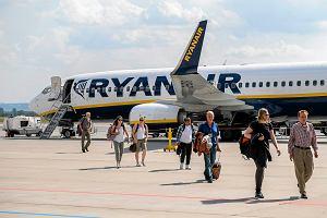 W szczycie sezonu strajki w liniach Ryanair. Podano już ich daty