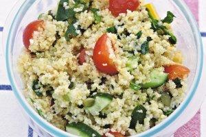 Dietetyczne obiady dla osób uprawiających fitness [5 PRZEPISÓW]