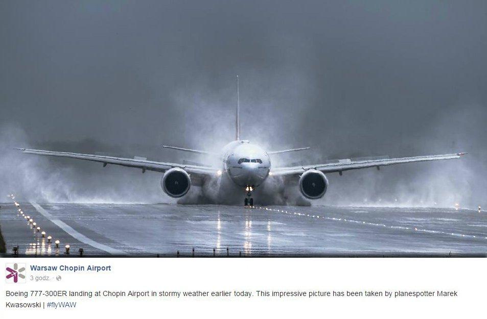 Zdjęcie Boeinga 777-300ER