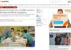 """Przypadek 2-letniego Adasia poruszy� media m.in. w Dubaju, Azji i USA. Pisz� o """"cudzie w Polsce"""""""