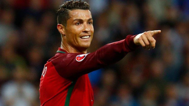 Ronaldo Najlepszy Piłkarz świata