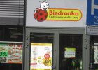 Podatek korzystny dla Biedronki. Akcje w�a�ciciela - 6 proc. w g�r�, traci Alma
