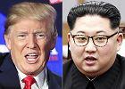 Kim z Trumpem ma rozmawiać o pokoju, ale armie szykują plan B