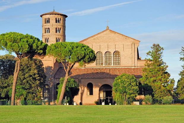 Sant'Apollinare in Classe, Rawenna, Włochy / fot. Shutterstock