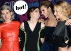 """Premiera czwartego sezonu serialu """"Dziewczyny"""": Lena Dunham, Zosia Mamet, Jemima Kirke i Allison Williams. Kt�ra wygl�da�a najlepie"""