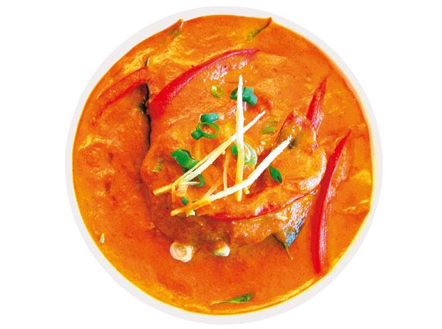 Papryczki chili: kuchnia ostra jak diabli, kuchnia, kuchnie świata, Kaeng ped