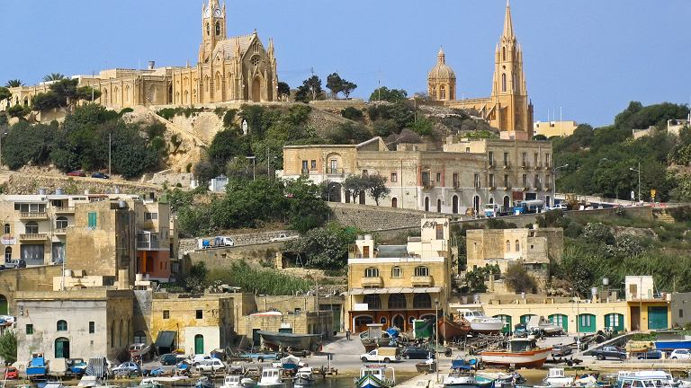 Wyspa Gozo, Malta