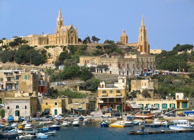 Wakacje na Malcie. Gozo - mniejsza siostra Malty [ATRAKCJE WYSPY]