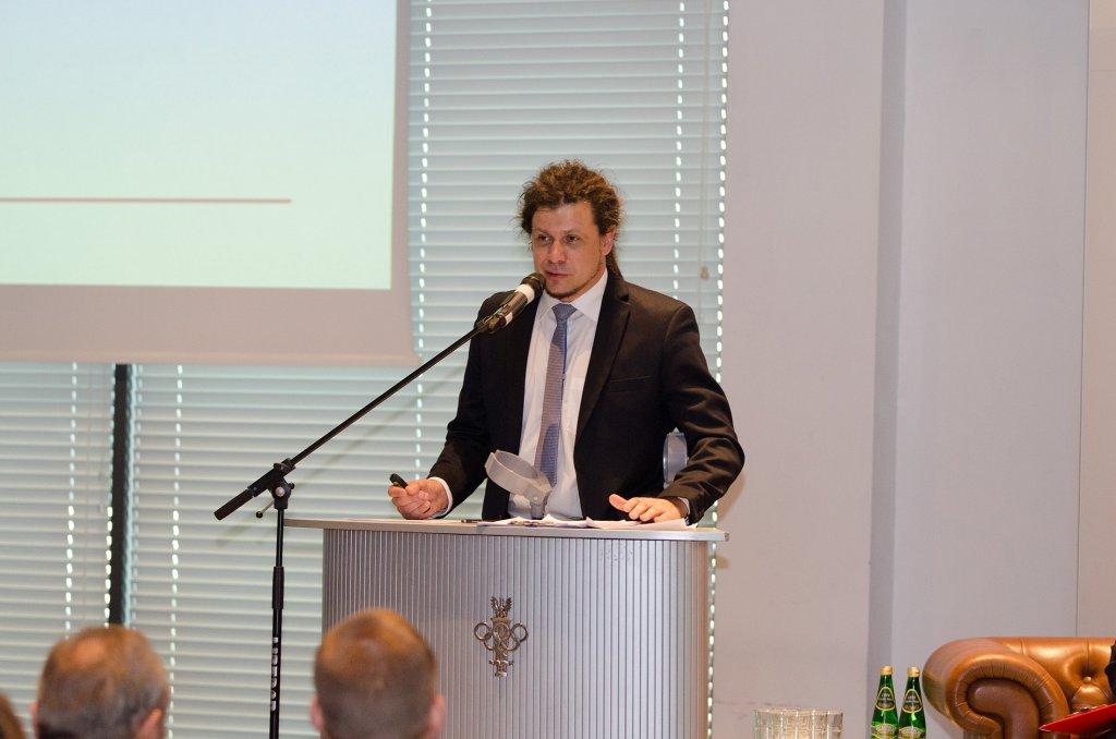 Przemówienie Łukasza Szeligi, prezesa PKPar