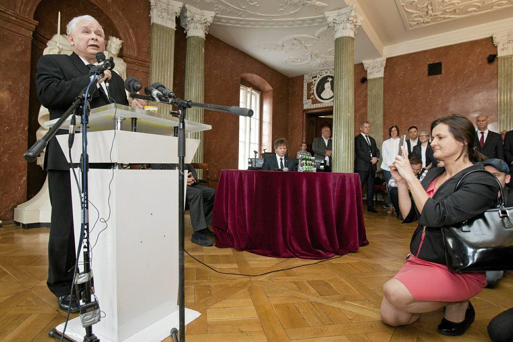 Zdjęcie numer 2 w galerii - Jest kandydatka na nową prezes PAP. Prosto z prawicowego SDP i klubu im. Lecha Kaczyńskiego