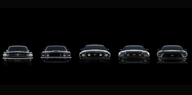 Wideo | 50 lat ewolucji Forda Mustanga